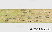 Satellite Panoramic Map of Passore