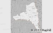 Gray Map of Poni