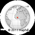 Outline Map of Dassa