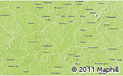 Physical 3D Map of Didyr