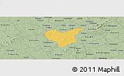 Savanna Style Panoramic Map of Didyr