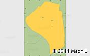 Savanna Style Simple Map of Reo
