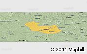 Savanna Style Panoramic Map of Tenado