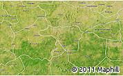 Satellite 3D Map of Zawara