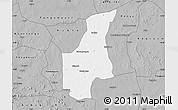 Gray Map of Barsalogho