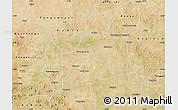 Satellite Map of Barsalogho