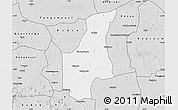 Silver Style Map of Barsalogho
