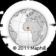 Outline Map of Barsalogho