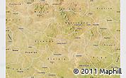 Satellite Map of Korsimoro