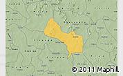 Savanna Style Map of Korsimoro