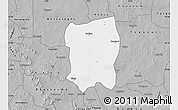 Gray Map of Pissila
