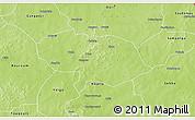 Physical 3D Map of Bani