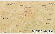 Satellite 3D Map of Bani