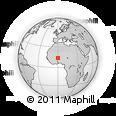 Outline Map of Bani