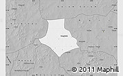 Gray Map of Gorgadji