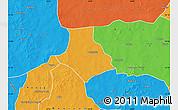 Political Map of Gorgadji