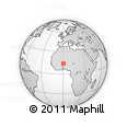 Outline Map of Seno