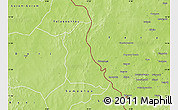 Physical Map of Seytenga