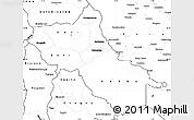 Blank Simple Map of Seno