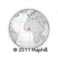 Outline Map of Bieha