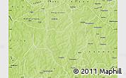 Physical Map of Cassou