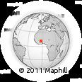 Outline Map of Fara