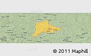 Savanna Style Panoramic Map of Fara