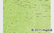 Physical Map of Nebielianayou