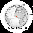 Outline Map of Nebielianayou