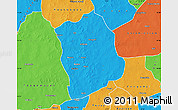 Political Map of Aribinda