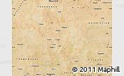 Satellite Map of Aribinda