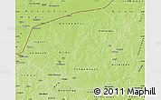 Physical Map of Soum