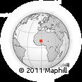 Outline Map of Tongomayel