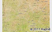 Satellite Map of Kiembara