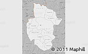 Gray Map of Sourou