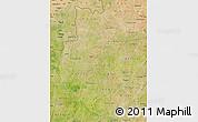 Satellite Map of Sourou