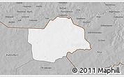 Gray 3D Map of Botou