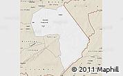 Classic Style Map of Diapaga