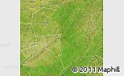 Satellite Map of Diapaga