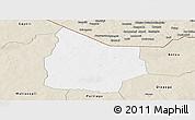 Classic Style Panoramic Map of Kantchari