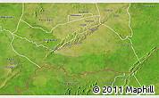 Satellite 3D Map of Logobou