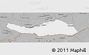 Gray Panoramic Map of Logobou