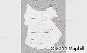 Gray Map of Tapoa