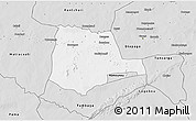 Silver Style 3D Map of Partiaga