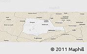 Classic Style Panoramic Map of Partiaga