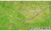 Satellite 3D Map of Tambaga