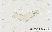 Shaded Relief Map of Tambaga, lighten