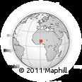 Outline Map of Tambaga