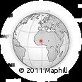Outline Map of Namissiguima