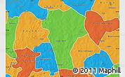 Political Map of Titao